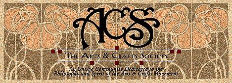The Arts & Crafts Society