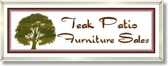 Teak Furniture Sales